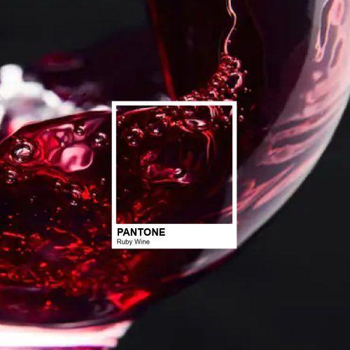 Ruby wine